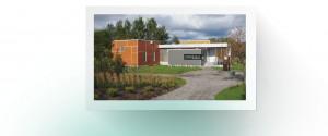 Les Sentiers - Services - Columbarium intérieur Prévost