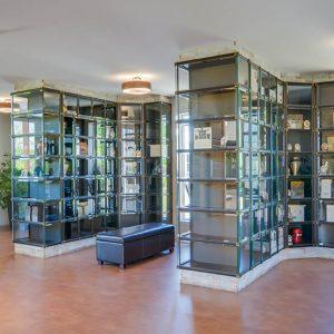 Columbarium intérieur Prévost